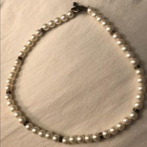 Jewelry - Pearl Fashion Stretch Necklace
